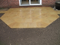 Hexagon-patio-Norwich-Norfolk-paving