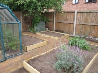 Raised-beds-paths-Norwich-Norfolk-brickweave-brick-paving