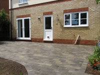 Norwich-patio-brick-paved-curved